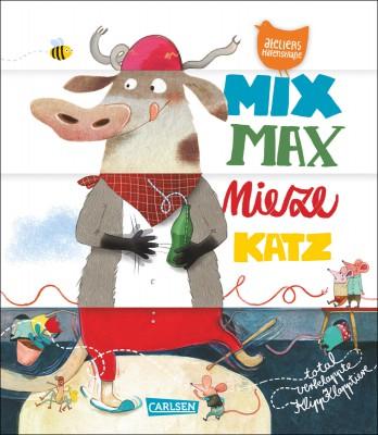 Mix Max Miezekatz. Total verklappte Klippklapptiere