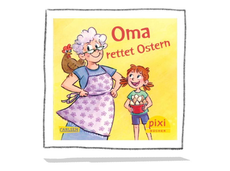 Oma rettet Ostern