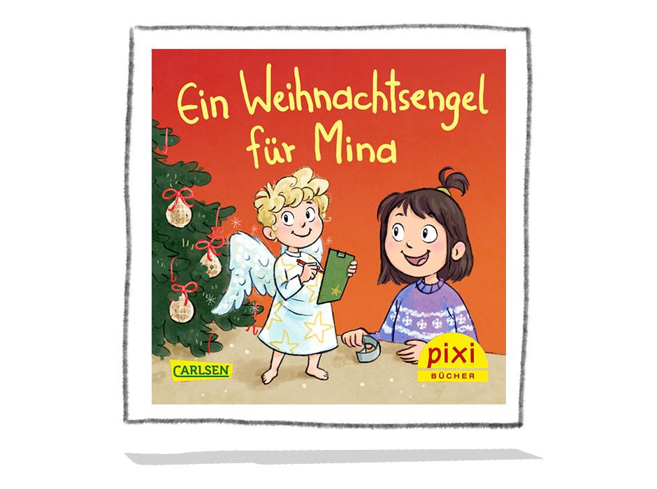 Ein Weihnachtsengel für Mina