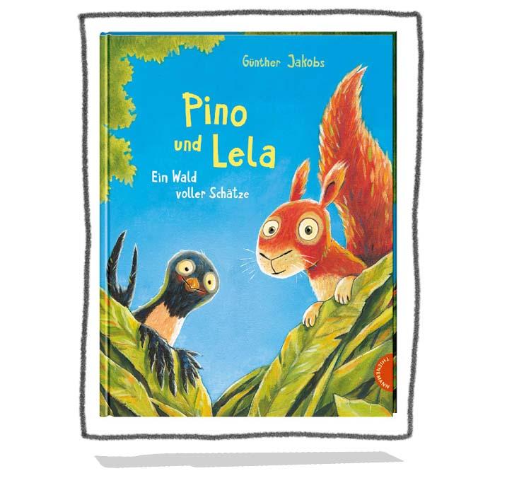 Pino und Lela – Ein Wald voller Schätze