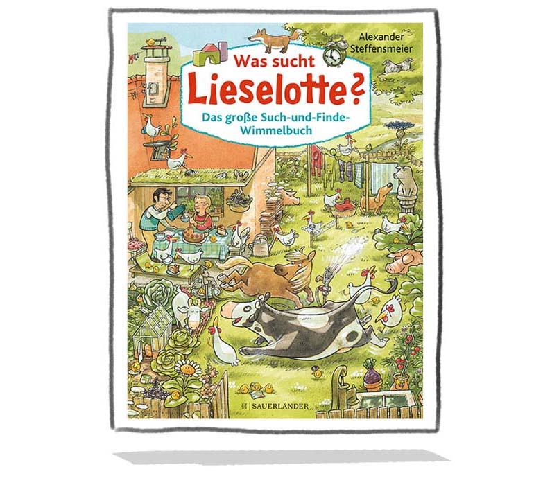 Was sucht Lieselotte?